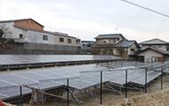 福岡県野立て(120kw)