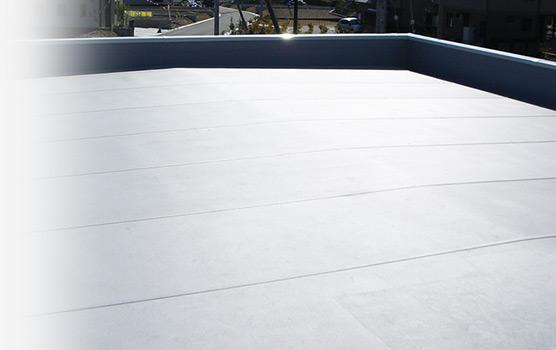 施工実績38年の金属防水屋根