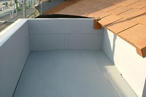 燃屋上緑化対応